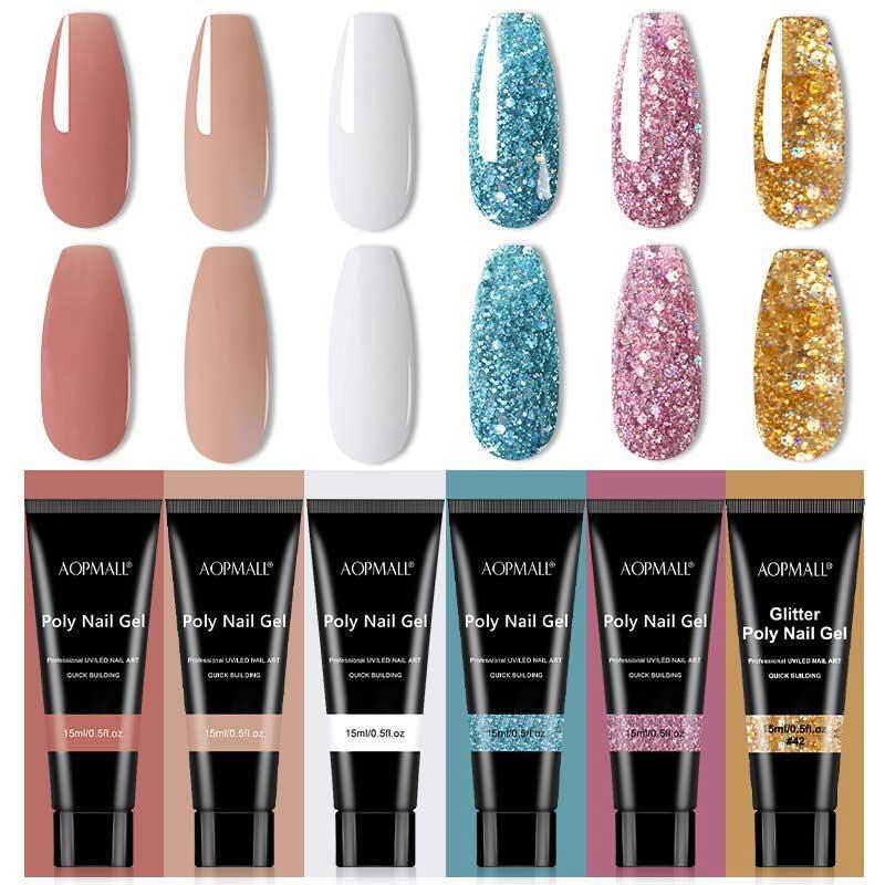 AOPMALL Best Polygel Brands Polygel Nail