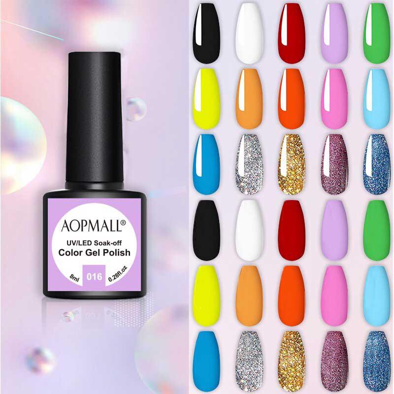 AOPMALL UV Gel Nail Polish Remover