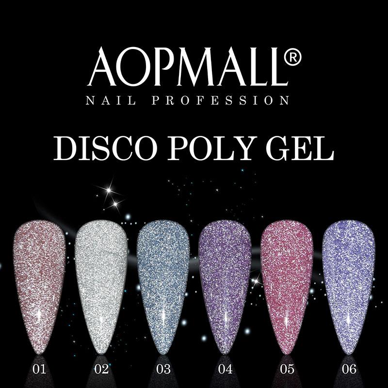 AOPMALL Disco Gel Colour